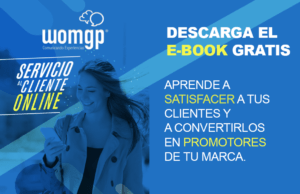 servicio al cliente e-book